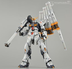 Picture of Nu Gundam Built & Painted RG 1/144 Model Kit