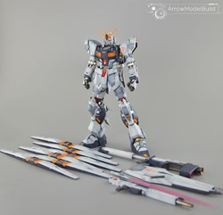 Picture of Nu Gundam Ver Ka Built & Painted MG 1/100 Model Kit