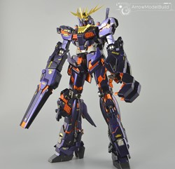Picture of Gundam Banshee Built & Painted MG 1/100 Model Kit