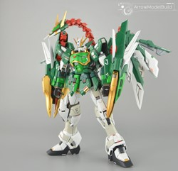 Picture of Nataku Altron Gundam EW with booster Resin Kit Built & Painted 1/100 Model Kit