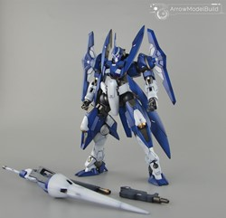 Picture of Advanced GN-X Built & Painted MG 1/100 Model Kit