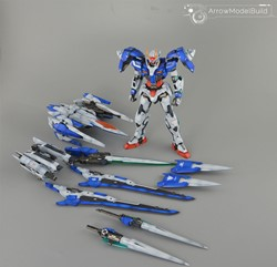 Picture of  00 XN Raiser Built & Painted MG 1/100 Model Kit