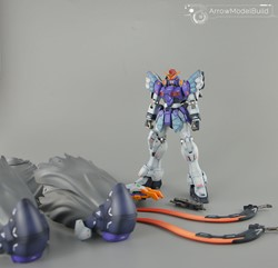 Picture of Sandrock Gundam Custom EW Built & Painted MG 1/100 Model Kit