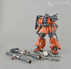 Picture of  Zaku Customized Built & Painted MG 1/100 Model Kit