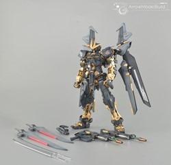 Picture of Gundam Astray Noir (Custom Gold)  Built & Painted MG 1/100 Model Kit