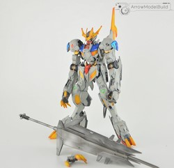 Picture of Barbatos Lupus Rex (Weathering) Built & Painted 1/100 Model Kit