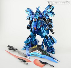 Picture of Sazabi Ver.ka (Custom Blue) Built & Painted MG 1/100 Model Kit