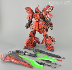 Picture of Sazabi Ver.ka Built & Painted MG 1/100 Model Kit