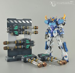 Picture of Heavyarms Custom Gundam Resin kit Built & Painted MG 1/100 Model Kit