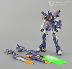 Picture of F91 Gundam (Harrison Madin Custom) Built & Painted MG 1/100 Model Kit