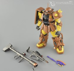 Picture of  Masaya Nakagawa's Zaku Built & Painted 1/100 Model Kit
